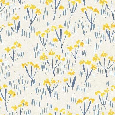 About Blue Fabrics - Cornflower - About Blue Fabrics