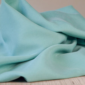 Meet Milk - Tencel Medium twill - Aqua
