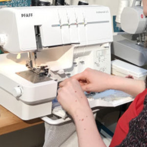 Overlock  tricks - Workshop - donderdag 19 september