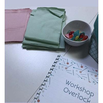 Overlock - Workshop - donderdag 19 september