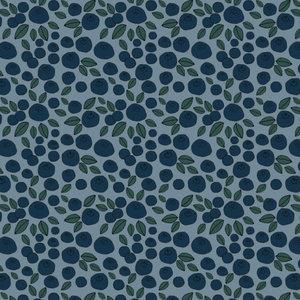 Elvelyckan - Blueberries - biotricot