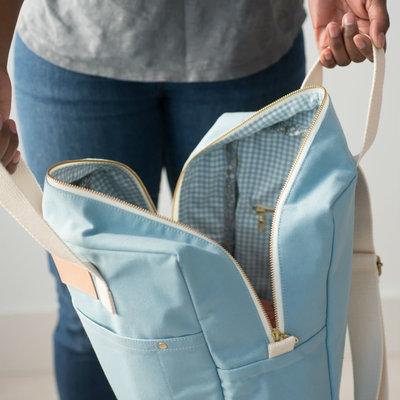 Noodlehead Making Backpack - patroon