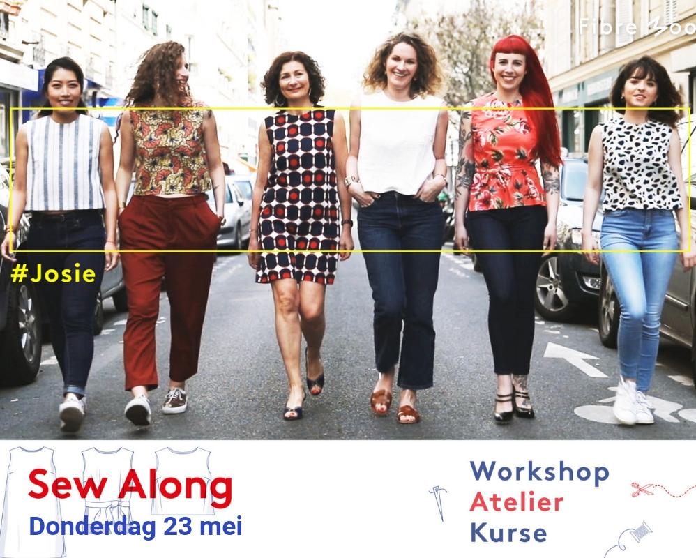 De mooiste stoffen en fournituren in Leuven | Lanalotta.be banner 3