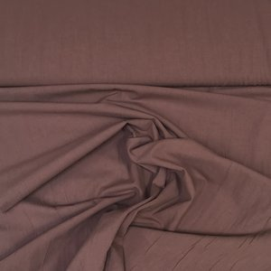 India Crincle - Warm bruin