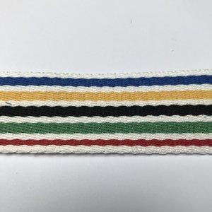 Regenboog - tassenband