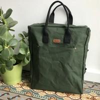 Making Backpack vrijdag 27/9