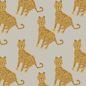 Elvelyckan - Leopard Desert - Biotricot