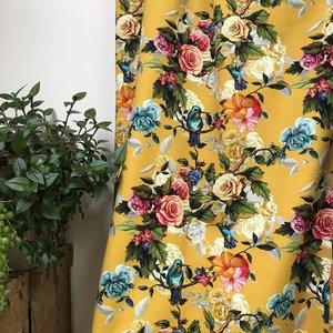 Megan Blue Fabrics - Roses - Tricot