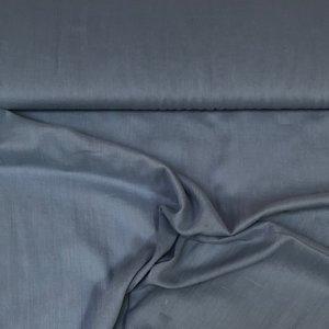 India Crincle - Oud Blauw