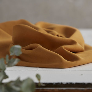 Meet Milk - Tencel Medium twill - Mustard