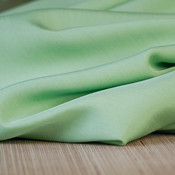 Meet Milk - Tencel medium twill - Pistachio