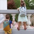 Atelier Para Ti - Bob | (Kinder)rugzak | patroon