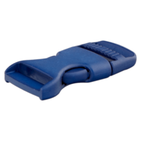 Klikgesp - blauw - 25 mm
