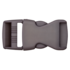 Klikgesp - grijs - 25 mm