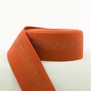 See you at six - Roest met koperen lijnen - Elastische tailleband