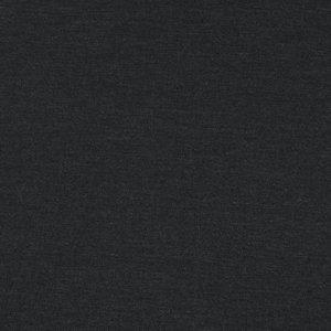 Tricot denim look - Zwart (Bio)