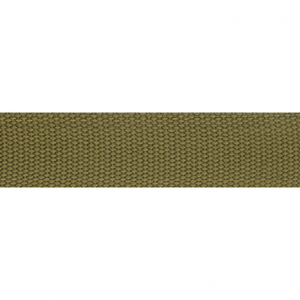 Tassenband kaki 30 mm