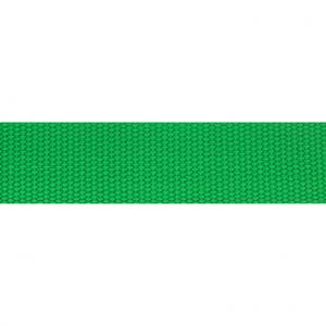 Tassenband grasgroen -  30 mm