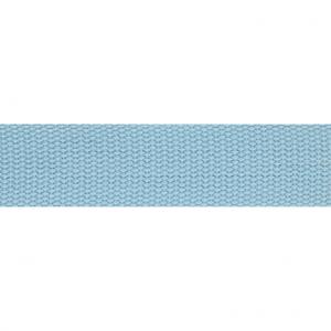 Tassenband lichtblauw 30 mm