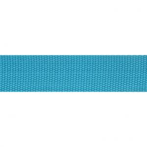 Tassenband turkoois 30 mm