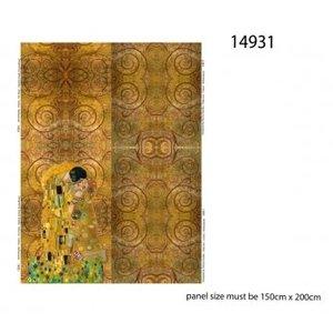 De Kus - Gustav Klimt