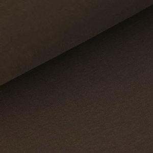 Tricot - Effen bruin