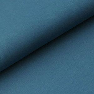 Effen Tricot - jeans blauw (Bio)