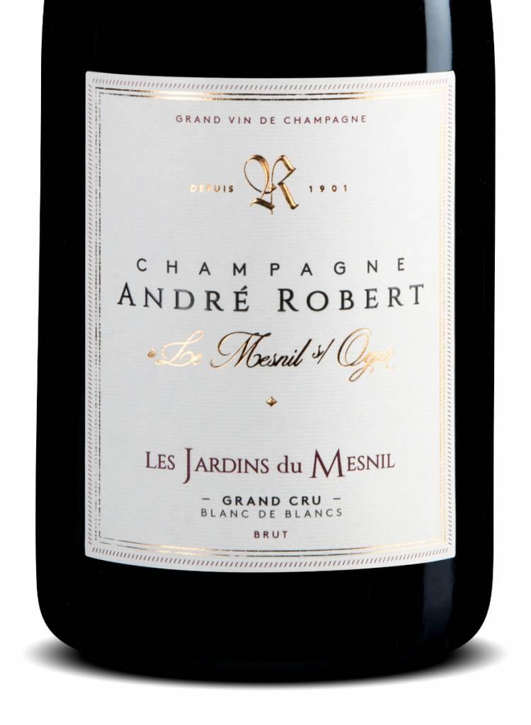 ANDRÉ ROBERT ANDRE ROBERT Les Jardins du Mesnil