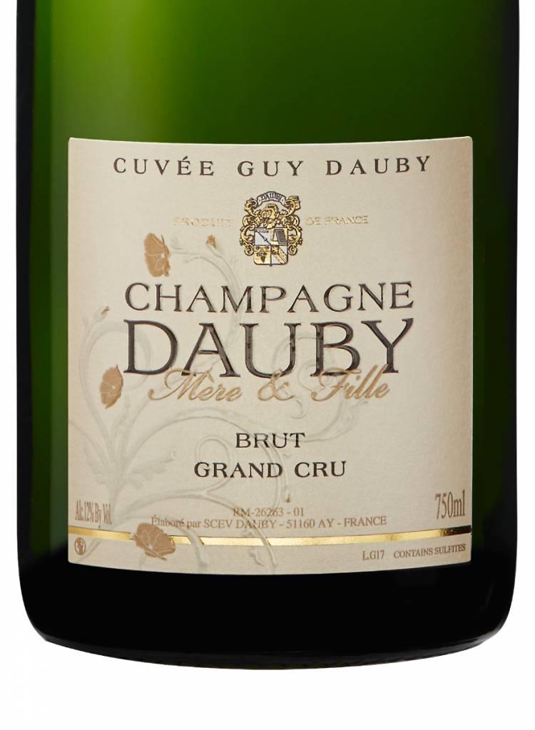 DAUBY MERE & FILLE CHAMPAGNE DAUBY Cuvée Guy Dauby