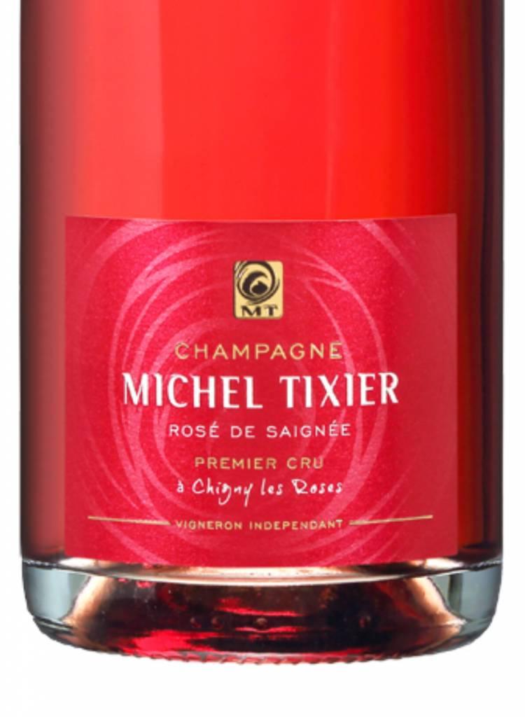 MICHEL TIXIER MICHEL TIXIER Rosé de Saignée