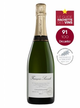 FRANCOIS SECONDÉ FRANCOIS SECONDÉ Brut Grand Cru