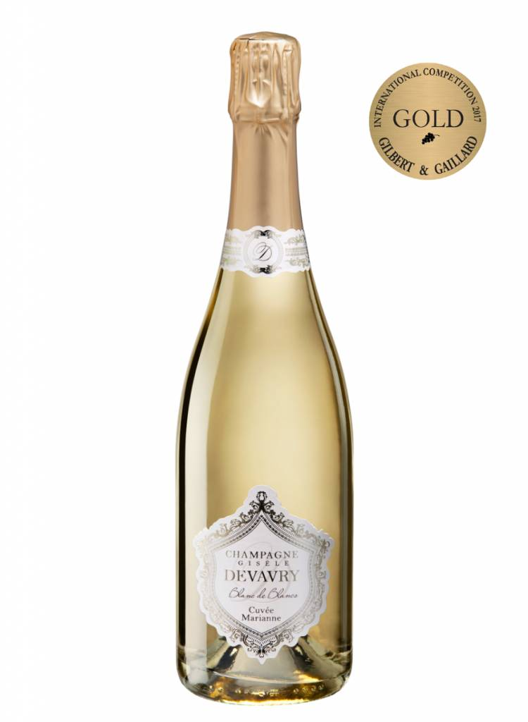 Champagne DEVAVRY Champagne DEVAVRY Blanc de Blancs
