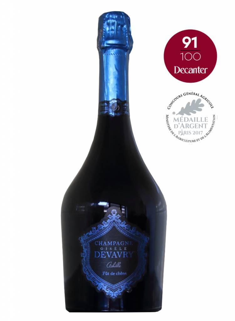 Champagne DEVAVRY Champagne DEVAVRY Cuvée Achille