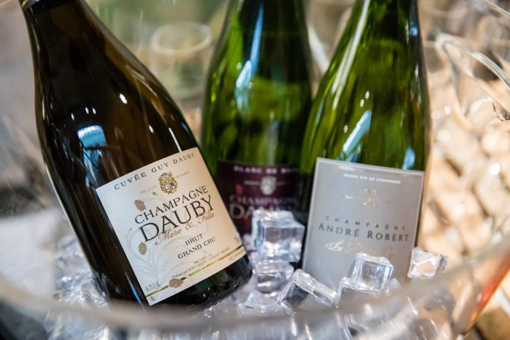 Champagne Soirée - Oktober