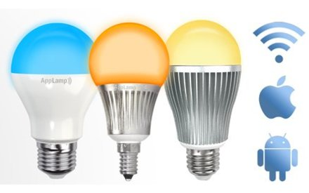 RGBW Color and White LED Bulbs