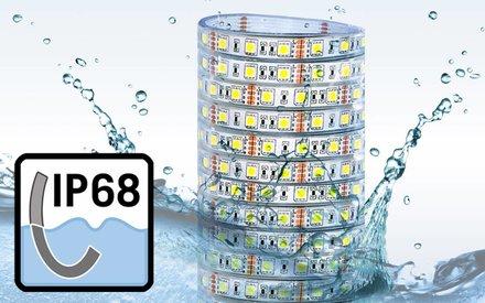 Waterproof 12 Volt LED strips
