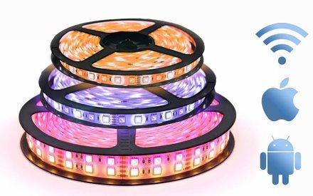RGBW LED Ribbons