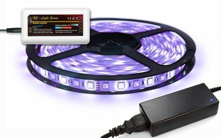 Add-on LED strip sets