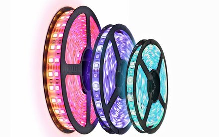 Single LED strips