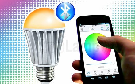 Bluetooth & WiFi Bulbs