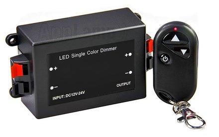 RF LED controller & RF remote