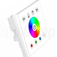 LED recessed wall dimmer controller