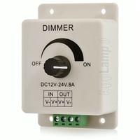LED DC dimmer & LED time controller
