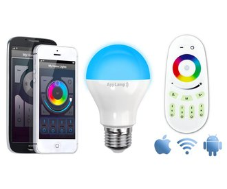 AppLamp Wifi kit + Full Color RGB 6W LED bulb