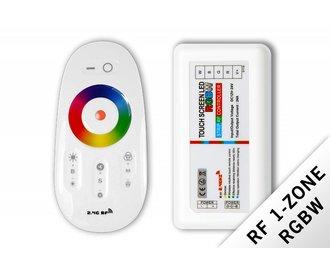 AppLamp RF RGBW LED strip controller + RF remote control 24A 12V