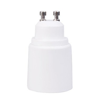 GU10 to E27 socket adapter