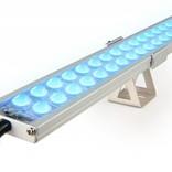 AppLamp RGBW ULTRA WallWasher Slim Line 30cm double row 24V, 42 LED's, 12.5 Watt