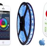 AppLamp Wifi kit + Multicolor LED strip RGB (5m)