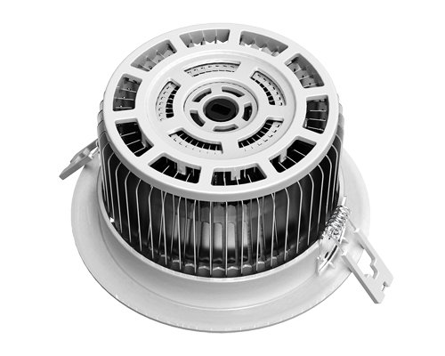 AppLamp LED recessed downlight 12 Watt dimmable + Power supply