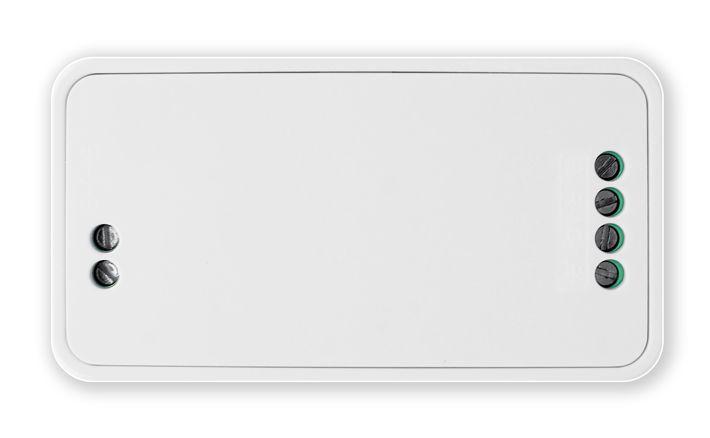 RF led CT controller + remote control, mix variable warm/cold color tempterature - 12A, 144 Watt